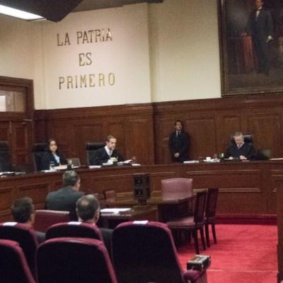 SCJN declara constitucional consulta popular para enjuiciar a expresidentes