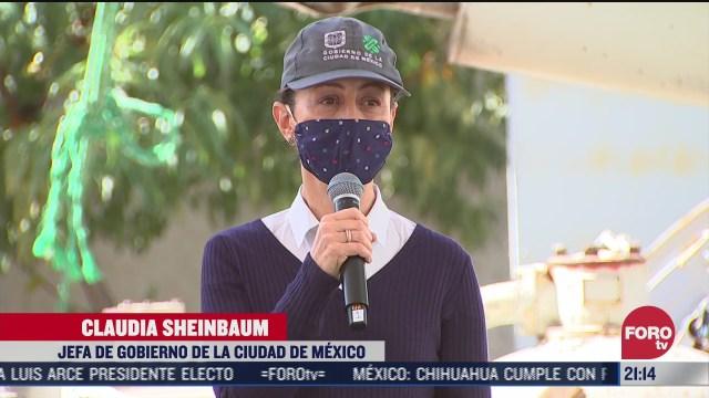 sheinbaum pide investigar homicidio de motociclista en cdmx