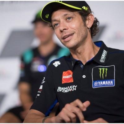 El piloto Valentino Rossi da positivo a COVID-19