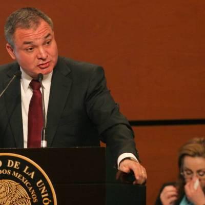 La FGR liberó una orden de aprehensión en contra del exsecretario de Seguridad Pública Genaro García Luna