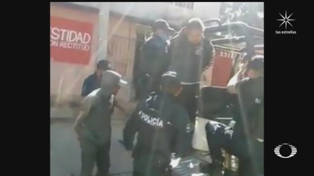 asi detienen a personas por no usar cubrebocas en zaachila oaxaca