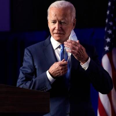 """""""Estoy honrado de que me hayan elegido"""", dice Joe Biden tras derrotar a Trump"""