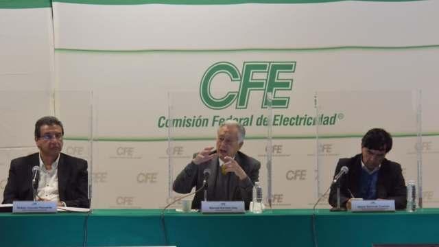 CFE no viola las reglas del juego: Bartlett