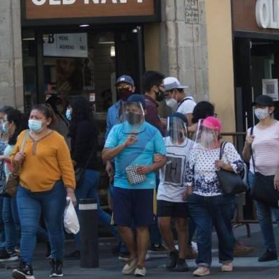 La Secretaría de Salud informó que México llega a las 105 mil 655 muertes por COVID-19 con 1 millón 107 mil 71 casos