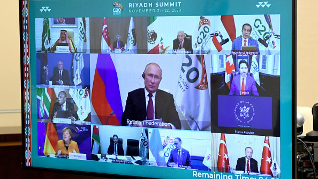 Líderes del G20 destacan la importancia del acceso universal a la vacuna contra COVID-19