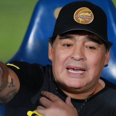 Revelan que Maradona quería ser embalsamado para 'permanecer eterno'