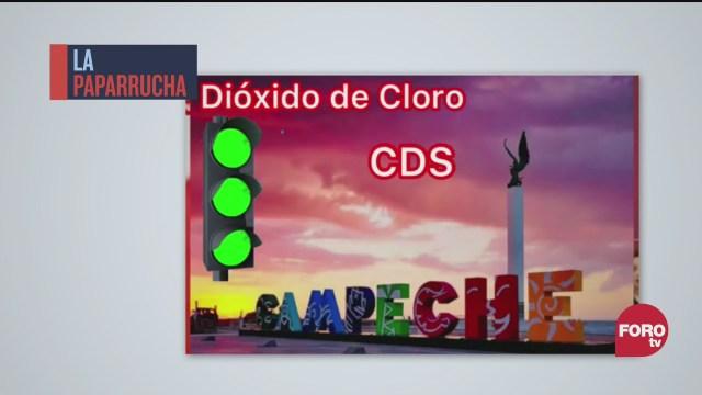 dioxido de cloro remedio para curar el coronavirus la paparrucha del dia