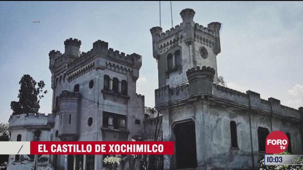 el castillo de xochimilco