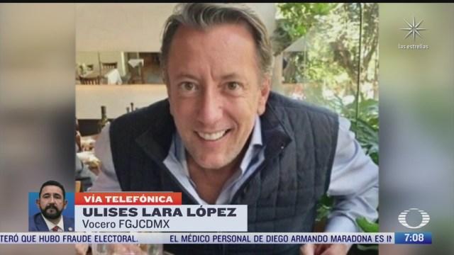 entrevista a ulises lara lopez vocero de la fgjcdmx para despierta