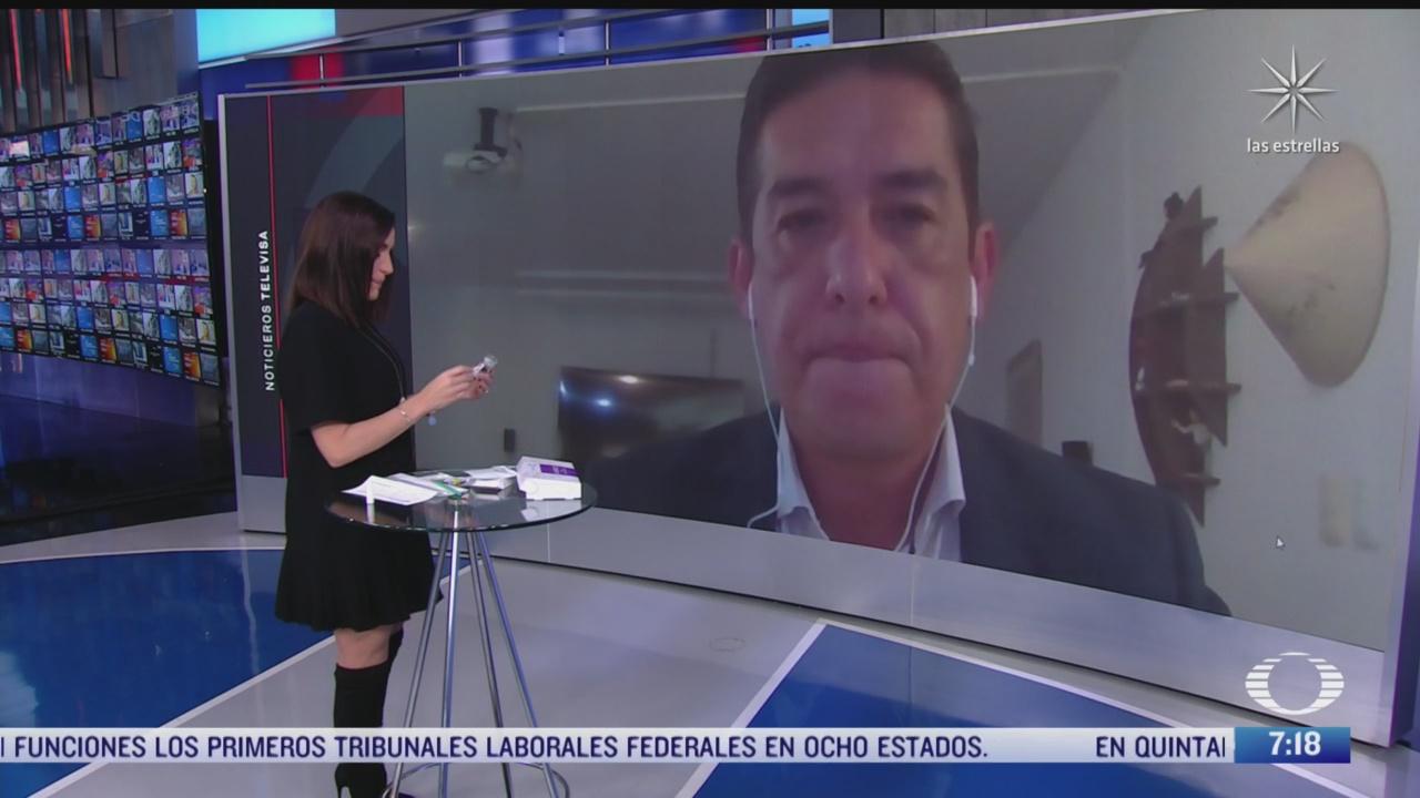 entrevista con el epidemiologo octavio garcia gonzalez para despierta