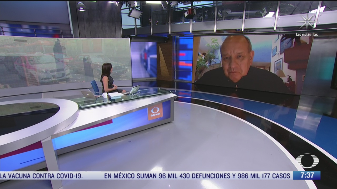 entrevista con victor hugo paramo titular de la came para despierta