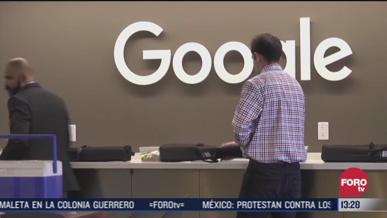 google se disculpa por documento para burlar reglas de la ue