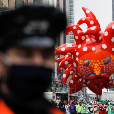 Histórico, desfile de Acción de Gracias en Nueva York se celebra sin público por COVID