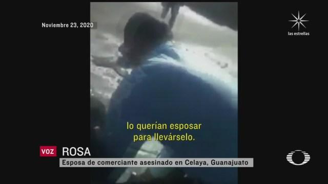 investigan la muerte de un vendedor de tamales en celaya guanajuato