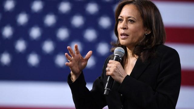 Kamala Harris Vicepresidenta EE. UU. Foto
