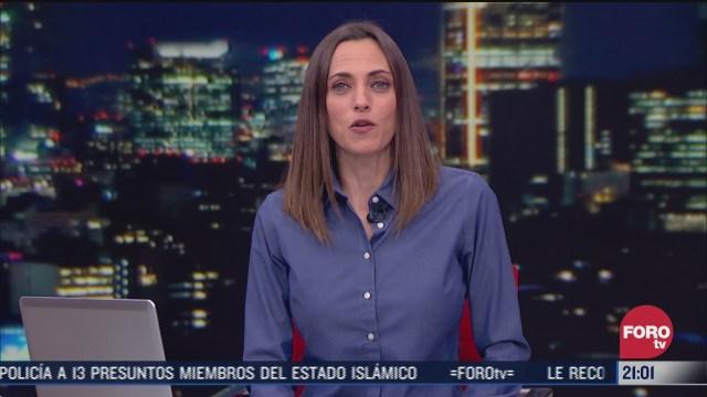 las noticias con ana francisca vega programa del 13 de noviembre de