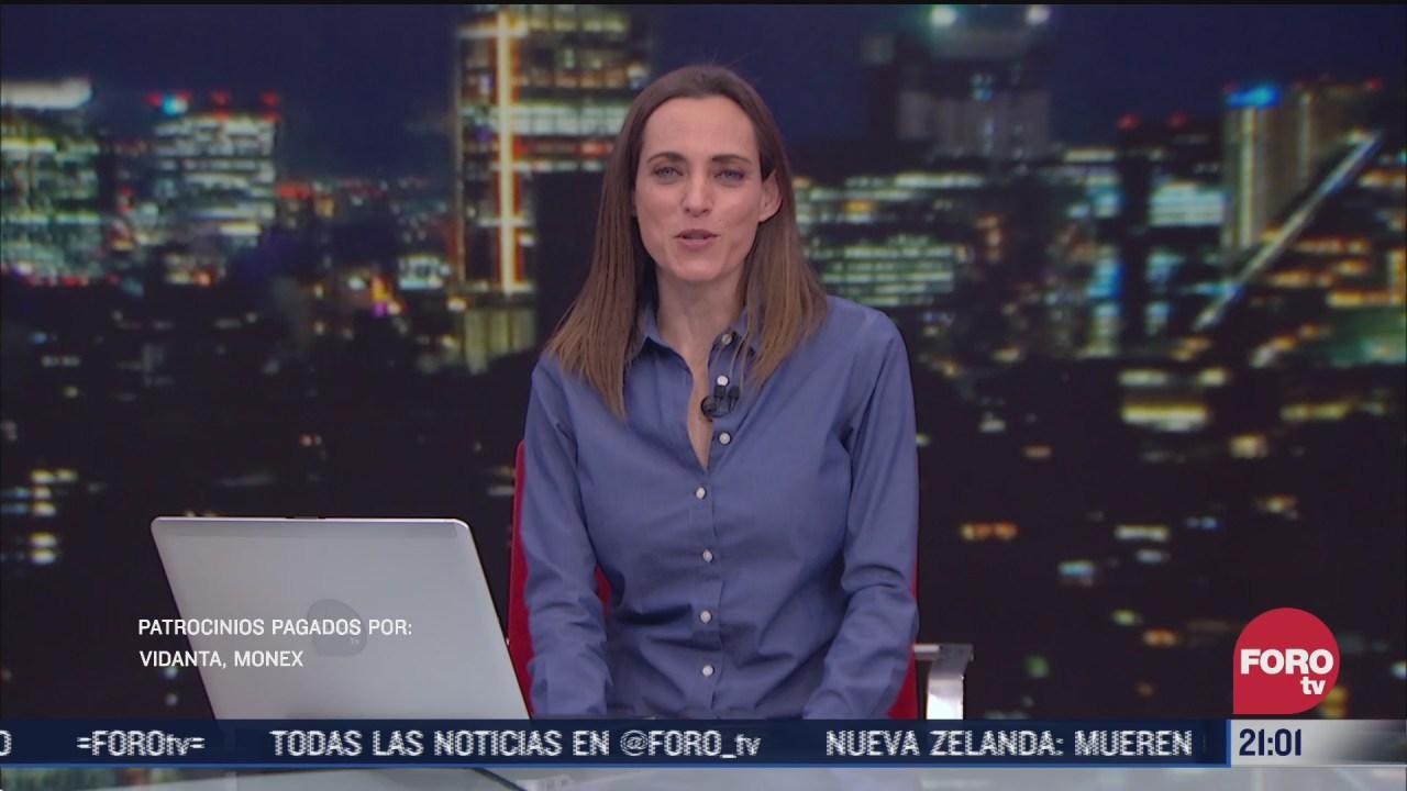 las noticias con ana francisca vega programa del 24 de noviembre de