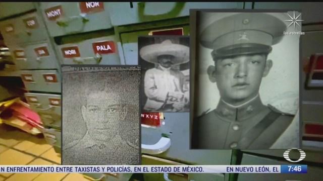 los hombres de la revolucion mexicana