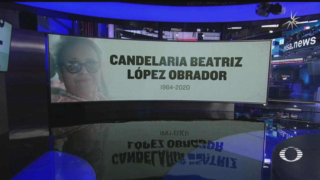 muere candelaria lopez obrador hermana del presidente de mexico
