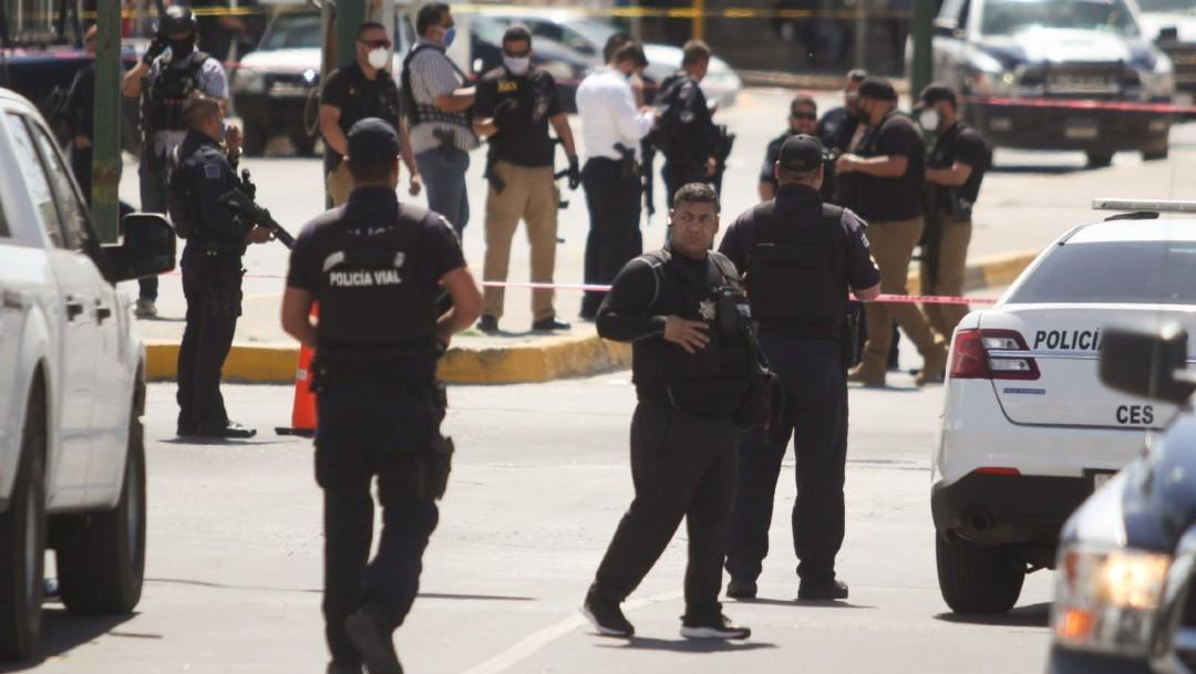 Nuevos policías refuerzan seguridad en Ciudad Juárez