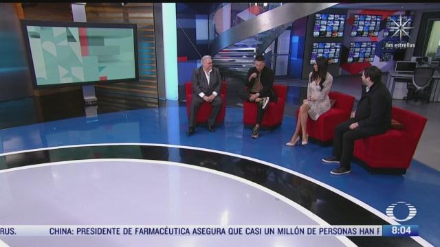 paola rojas entrevista al beisbolista mexicano julio urias