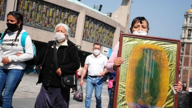 Operativo-en-la-Basílica-para-evitar-arribo-de-peregrinos