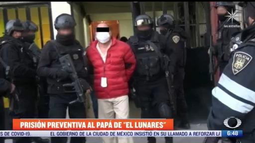 prision preventiva al papa de el lunares