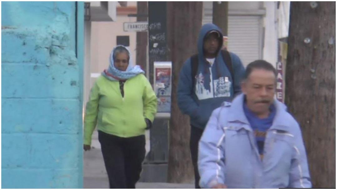 Registran temperaturas de hasta 4 grados bajo cero en Chihuahua