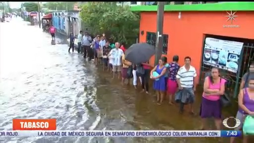rio usumacinta se desbordara alertan autoridades