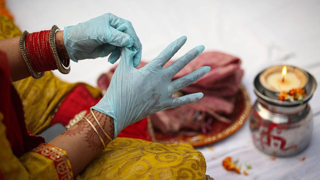 Ritual en la India