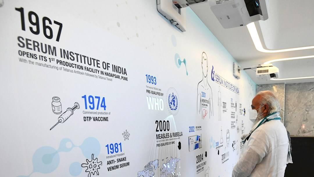 El Serum Institute de la India rechazó una demanda por daños a la salud tras aplicar la vacuna contra COVID-19 a un voluntario