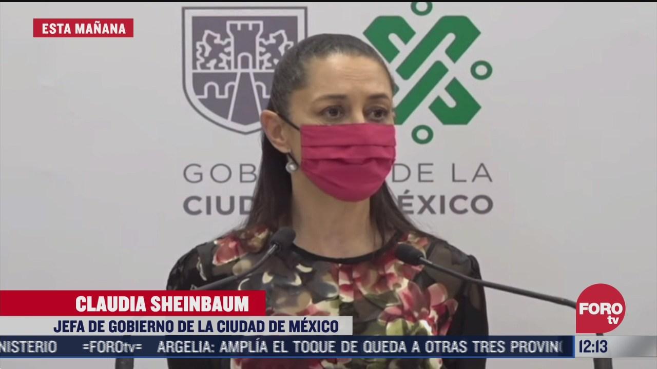 sheinbaum lamenta asesinato de integrantes de una familia a manos de un menor