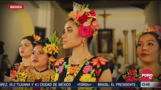 vestido regional de tehuana una autentica joya del istmo de tehuantepec