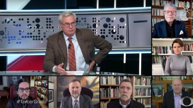 Video: La alianza PRI, PAN y PRD, el INE y la campaña electoral, en Tercer Grado
