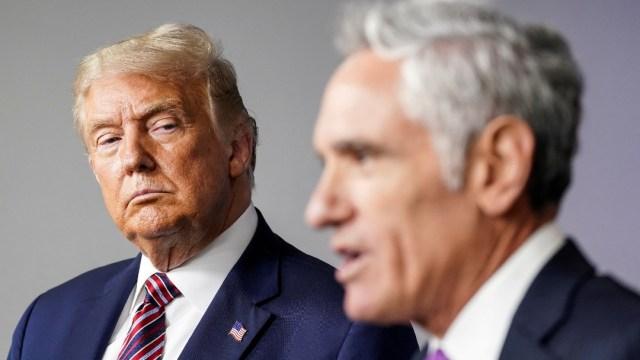 Asesor científico de Trump deja su puesto en la Casa Blanca