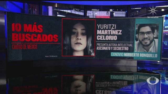 Lista de los 10 criminales más buscados en la CDMX