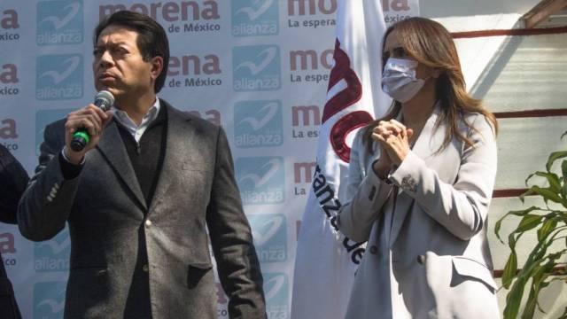 La alcaldesa de Escobedo, Clara Luz Flores, buscará la gubernatura de Nuevo León por Morena