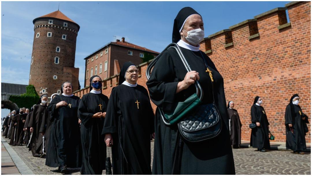 En una semana, ocho monjas de clausura murieron de coronavirus
