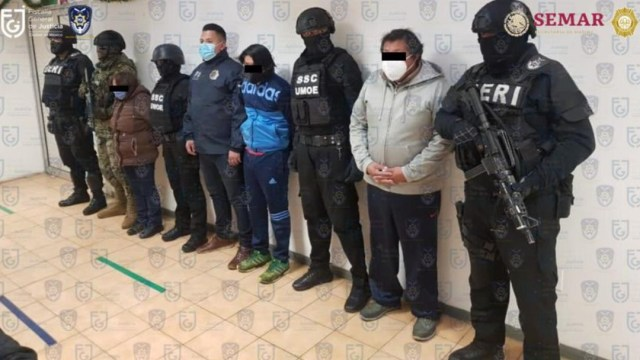 Detención de personas vinculadas en asesinato de empresario francés