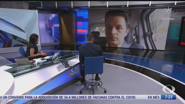 entrevista a zoe robledo titular del imss para despierta