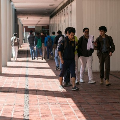 Estudiantes de Medicina de la UNAM