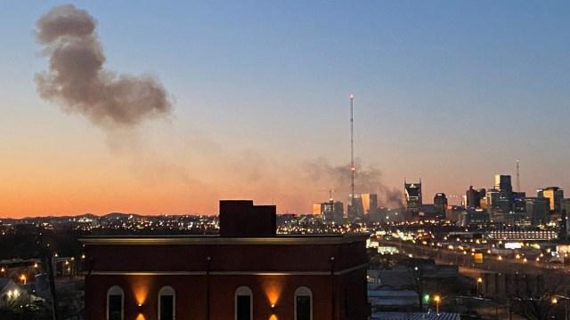 Explosión en Nashville, Tennessee