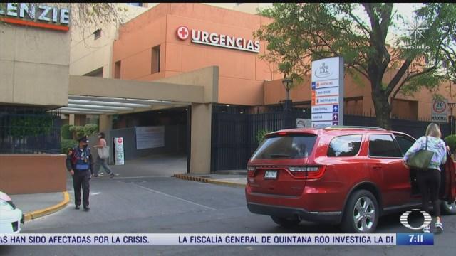 hospitales privados registran saturacion por covid