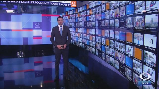 las noticias con carlos hurtado programa completo del 22 de diciembre del