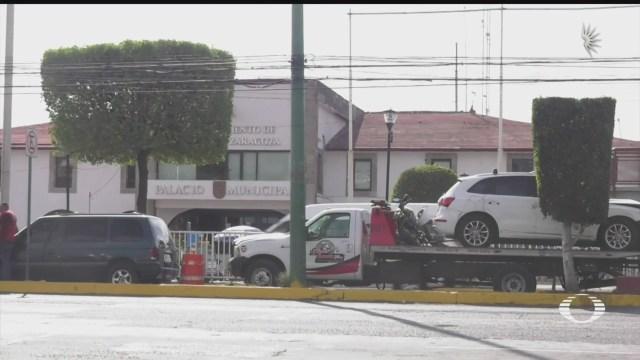 mafia de gruas en el estado de mexico