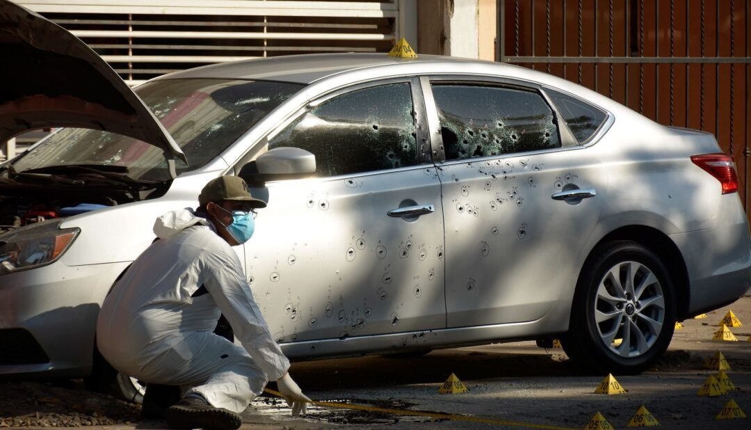 Detienen a presunto implicado en asesinato de comandante en Sinaloa
