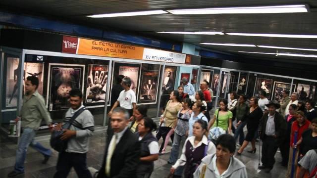 A partir de este lunes el Metro cerrará los accesos a la plaza comercial en la estación Pino Suárez