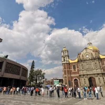 Mientras unos la celebran desde casa, otros peregrinan y llegan a la Basílica de Guadalupe
