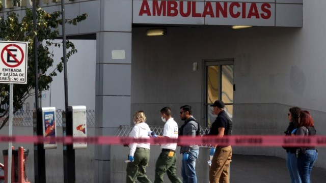 Sicario vestido de enfermero asesina a hombre en hospital de Chihuahua