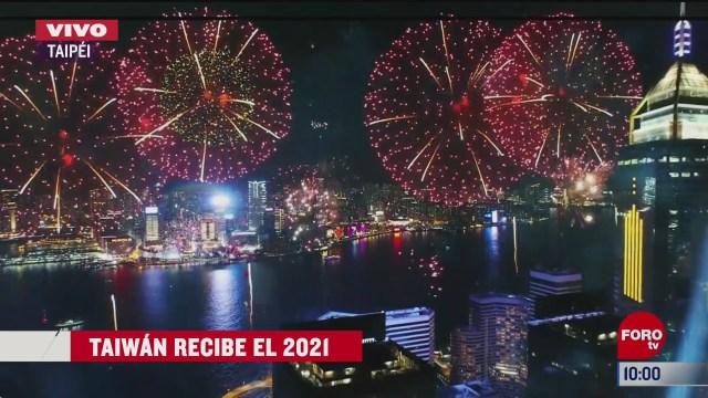 taiwan recibe el ano nuevo